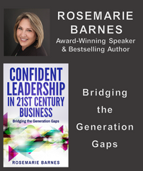 CONFIDENT LEADERSHIP by ROSEMARIE BARNES (E-Book)