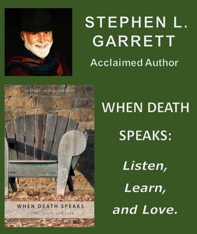 WHEN DEATH SPEAKS by STEPHEN L. GARRETT
