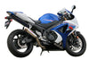 Suzuki GSXR 1000 CANNON Full Exhaust System, fits 07-11 models