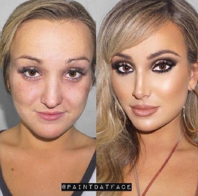 contour makeup before and after contour makeup before and after