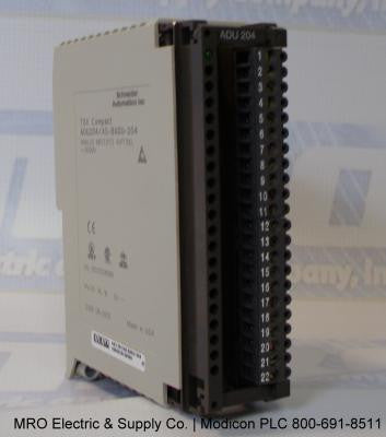 AS-BADU-204 by Modicon - Buy or Repair from Eagle PLC