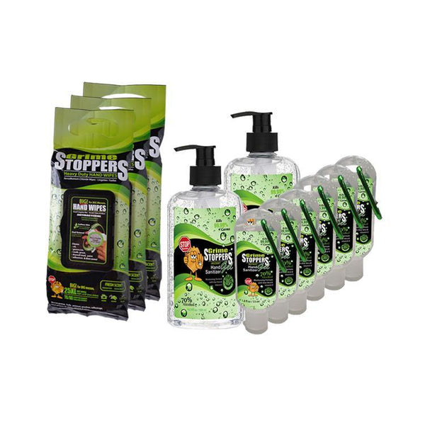 STOP Grime Kit 2 - Grime STOPPERS®