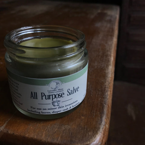 Herbal Salves, Balms, Butters