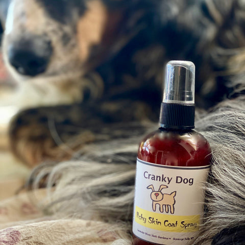 Cranky Dog Spray
