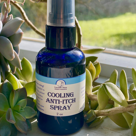 Cooling Anti-itch Spray