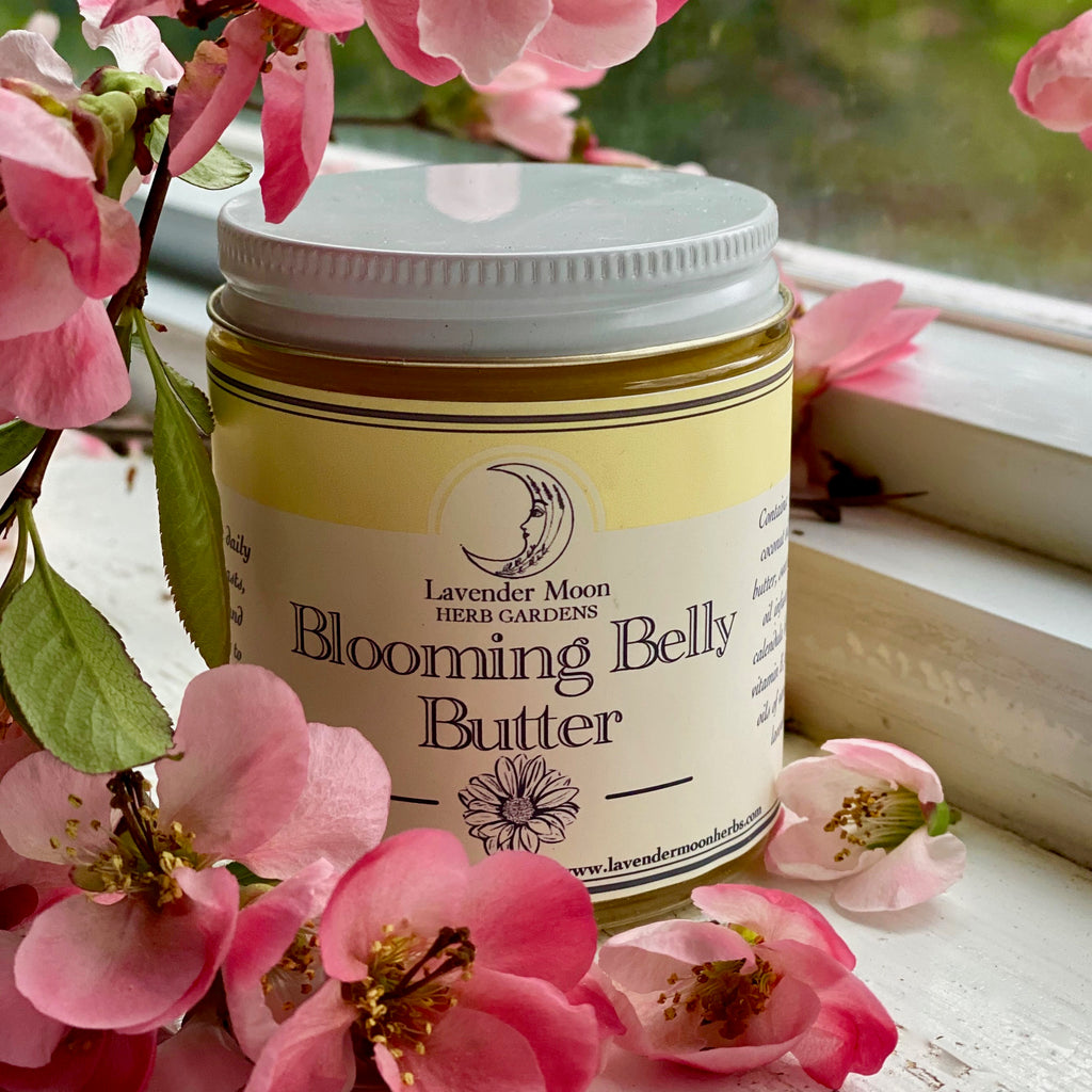 Blooming Belly Butter
