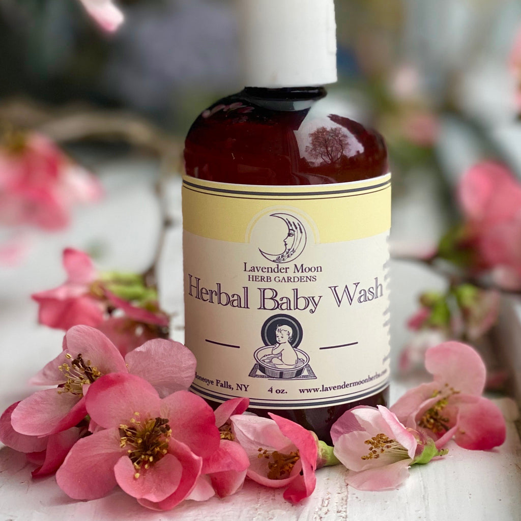 Herbal Baby Wash