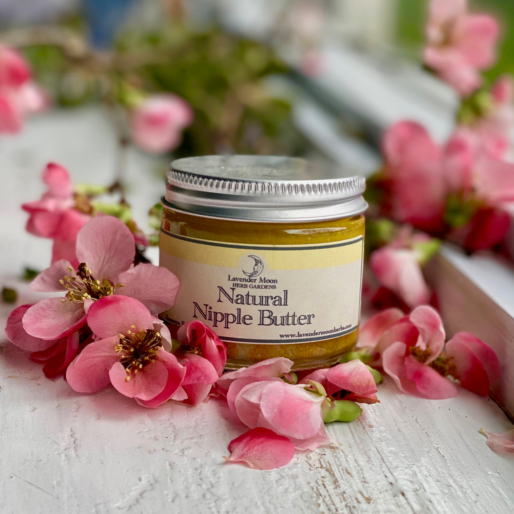 Natural Nipple Butter