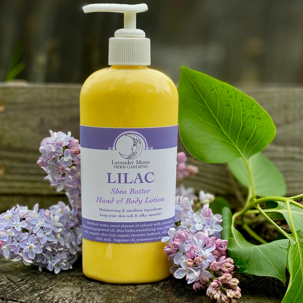 Lilac Lotion