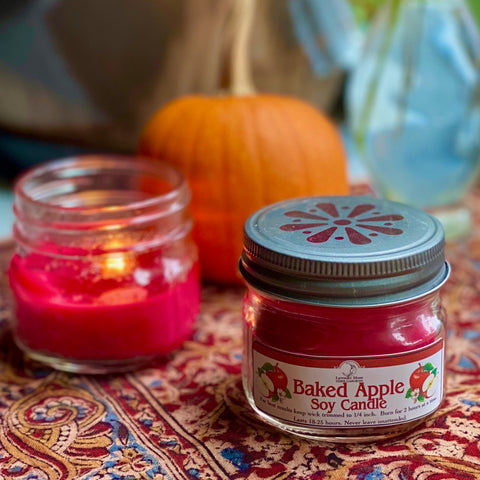 Baked Apple Soy Candle