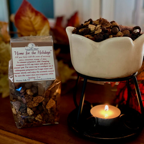 """Home for the Holidays"" Simmering Potpourri"