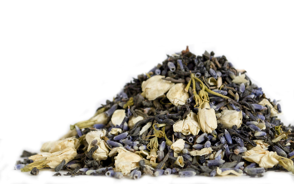 Lavender Jasmine Green Tea