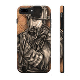"""AXE"" Case Mate Tough Phone Cases"