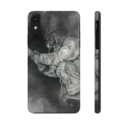 """THE UNKNOWN"" Case Mate Tough Phone Cases"