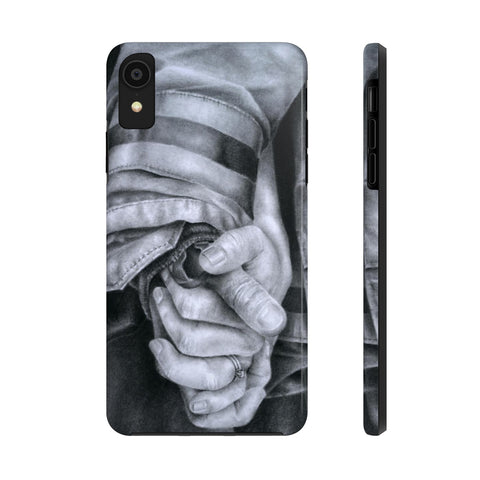 """COMMITMENT"" Case Mate Tough Phone Cases"