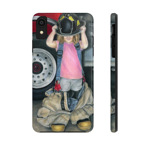 """BABY GIRL"" Case Mate Tough Phone Cases"