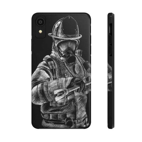 """HALLIGAN"" Case Mate Tough Phone Cases"