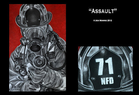 Assault Personalized