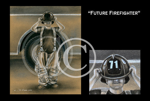 Future Firefighter Personalized
