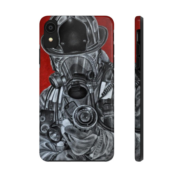 """ASSAULT"" Case Mate Tough Phone Cases"