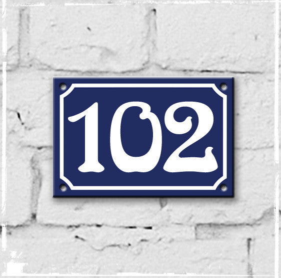 Stock Number 102