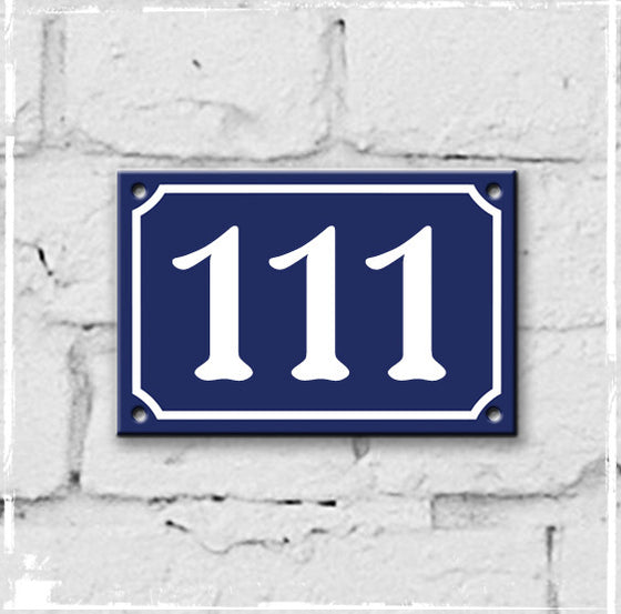Stock Number 111