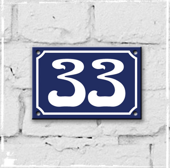 Stock Number 33