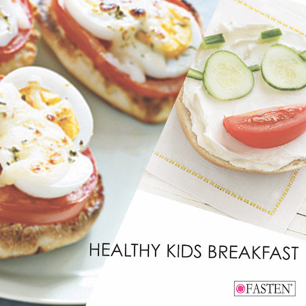 Healthy Breakfast Ideas for Your Kids!