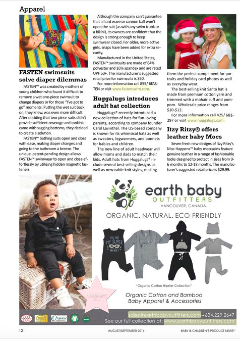 Baby & Children's Product News