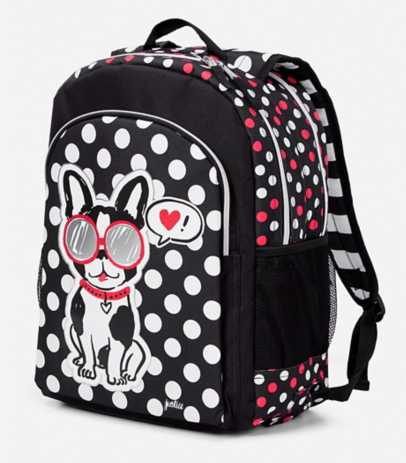 pawsitivity 2-sided backpack