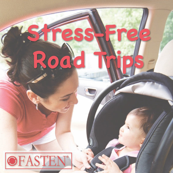 stress free road trips with the kids