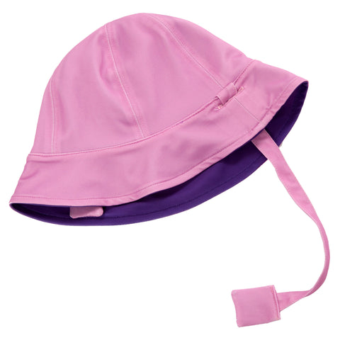 Purple/Rose Reversible Hat