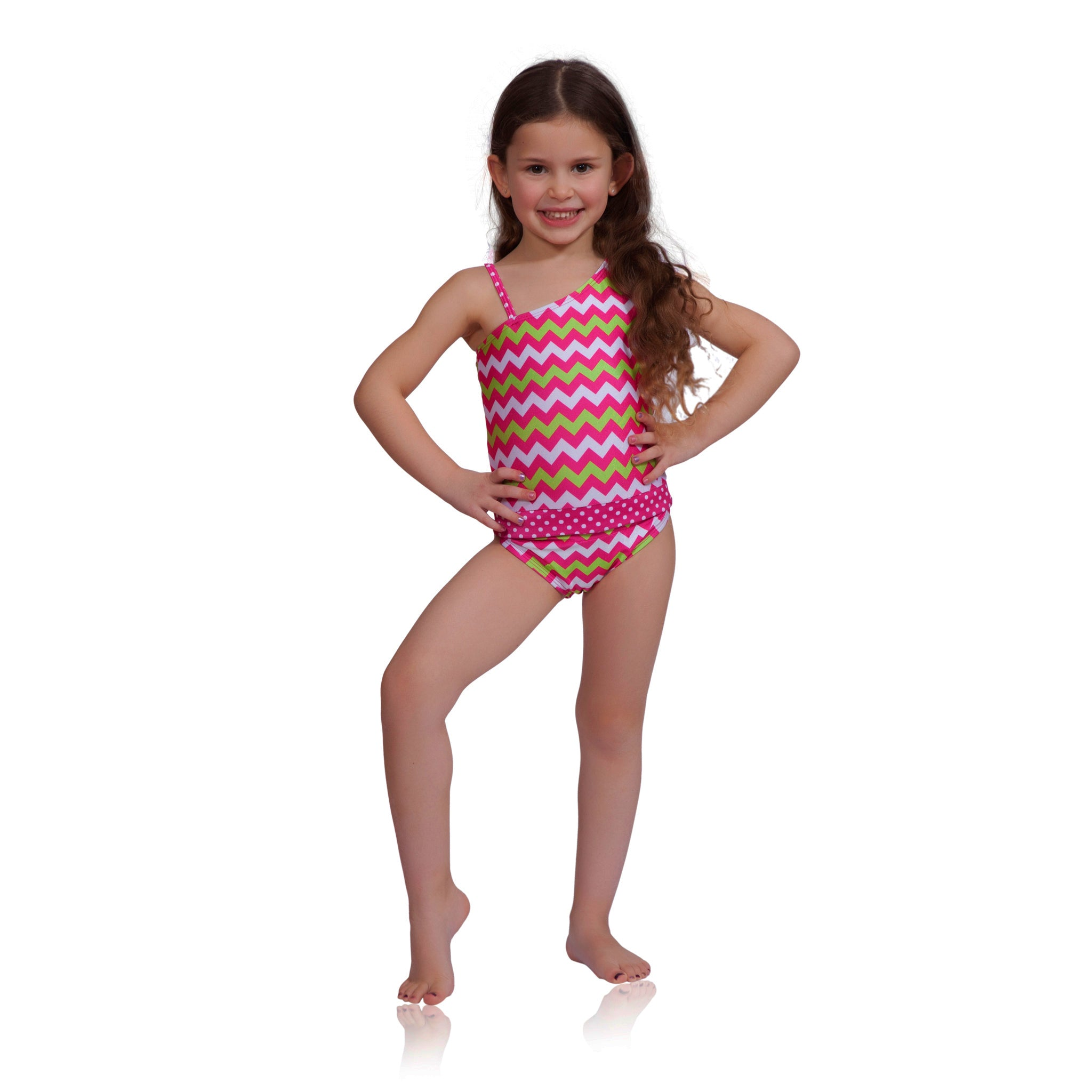 All in one swimsuits for baby girl-1463