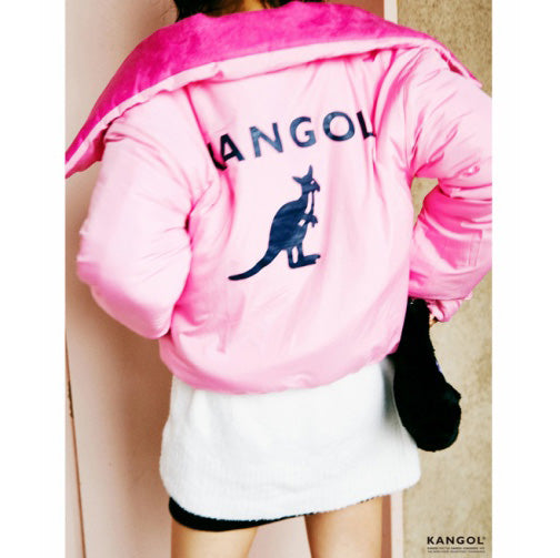 Kangol Logo Reversible Jacket
