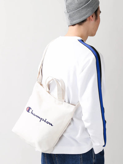 Champion Script Logo 2-way Shoulder Bag