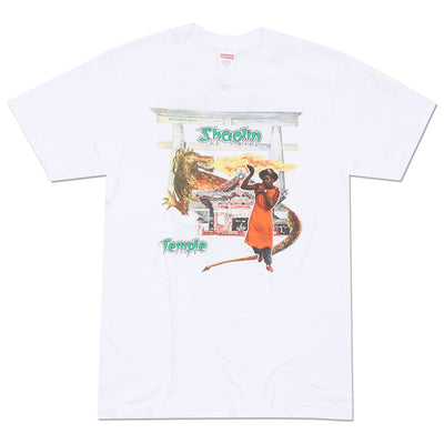 Supreme x Barrington Levy Temple Tee