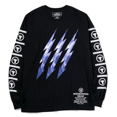 NEIGHBORHOOD LIGHTNING LS TEE