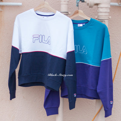 Fila Two Tone Sweatshirt Women