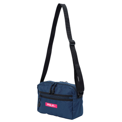 Milkfed Box Logo Shoulder Bag