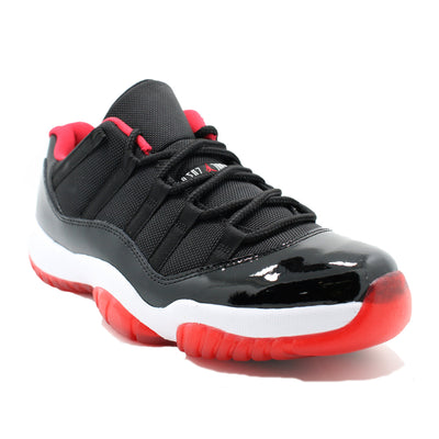 "Air Jordan 11 Retro Low "" Bred "" - Shoes - BlackStory"