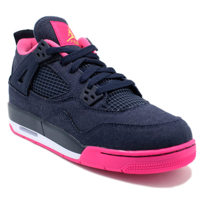 Air Jordan 4 GG Denim - Shoes - BlackStory