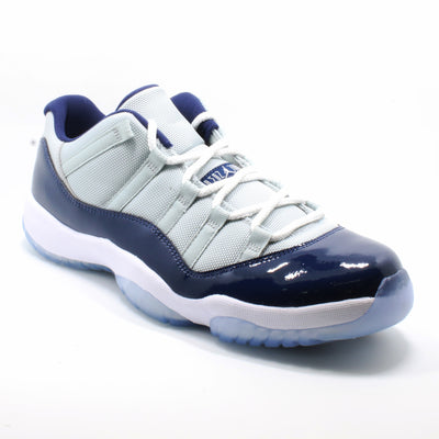 "Air Jordan 11 Low "" Georgetown "" - Shoes - BlackStory"