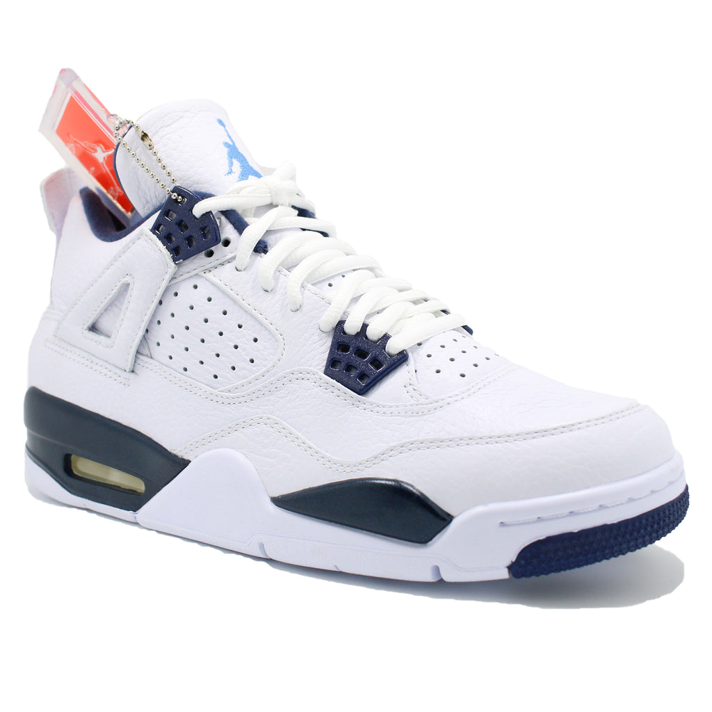 Air Jordan 4 Retro LS - Shoes - BlackStory