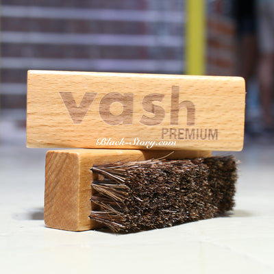 Vash Premium Brush - Shoe Care - BlackStory