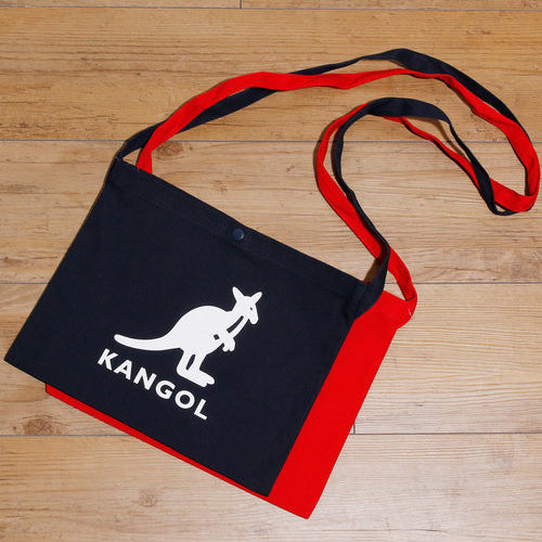 Kangol Logo Shoulder Bag