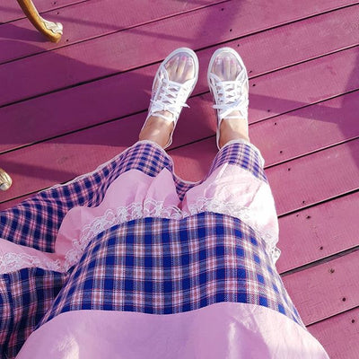 "SUPERGA 2750 Shoes "" Clear """