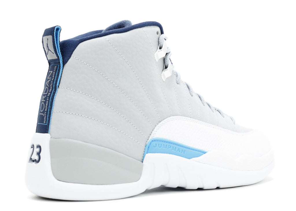 "Air Jordan 12 Retro "" UNC "" - Shoes - BlackStory"