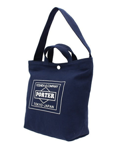 PRE-ORDER TRAVEL COUTURE BY LOWERCASE X PORTER TOKYO TOTE BAG S - Bag - BlackStory