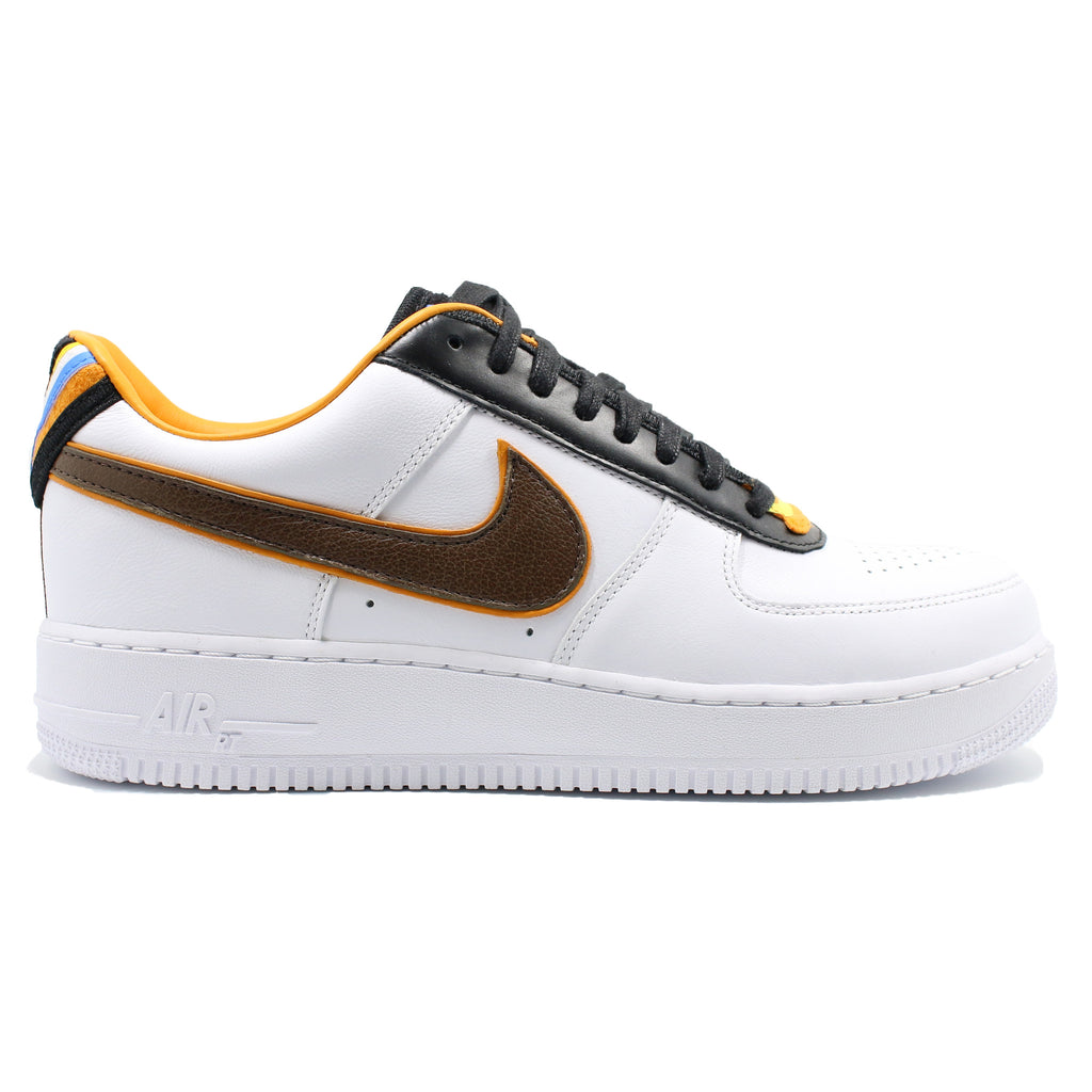 Nike Air Force 1 SP x TISCI - Shoes - BlackStory