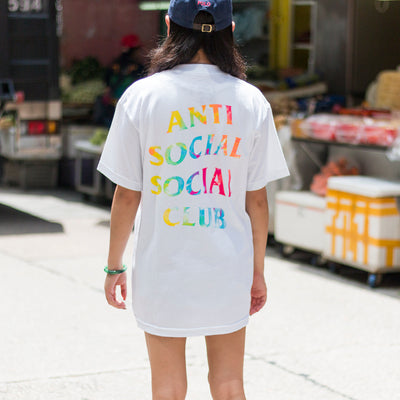 Anti Social Social Club Thai Dye Tee